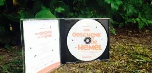 Tekst en muziek 'Een geschenk uit de hemel' verkrijgbaar